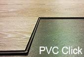 PVC klik